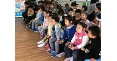 健康开放日,润盈酸奶进幼儿园活动火热开启