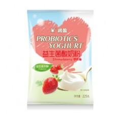 草莓味酸奶粉