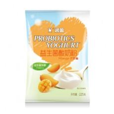芒果味酸奶粉